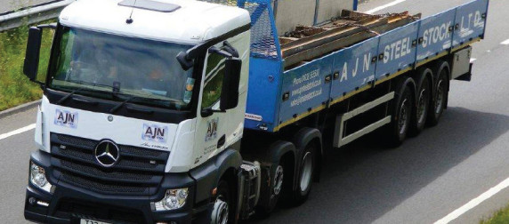 More steel for AJN