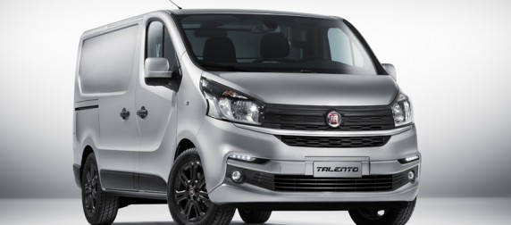 Fiat Professional introduce the Talento