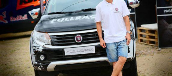FIAT Professional renew Motocross star sponsorship