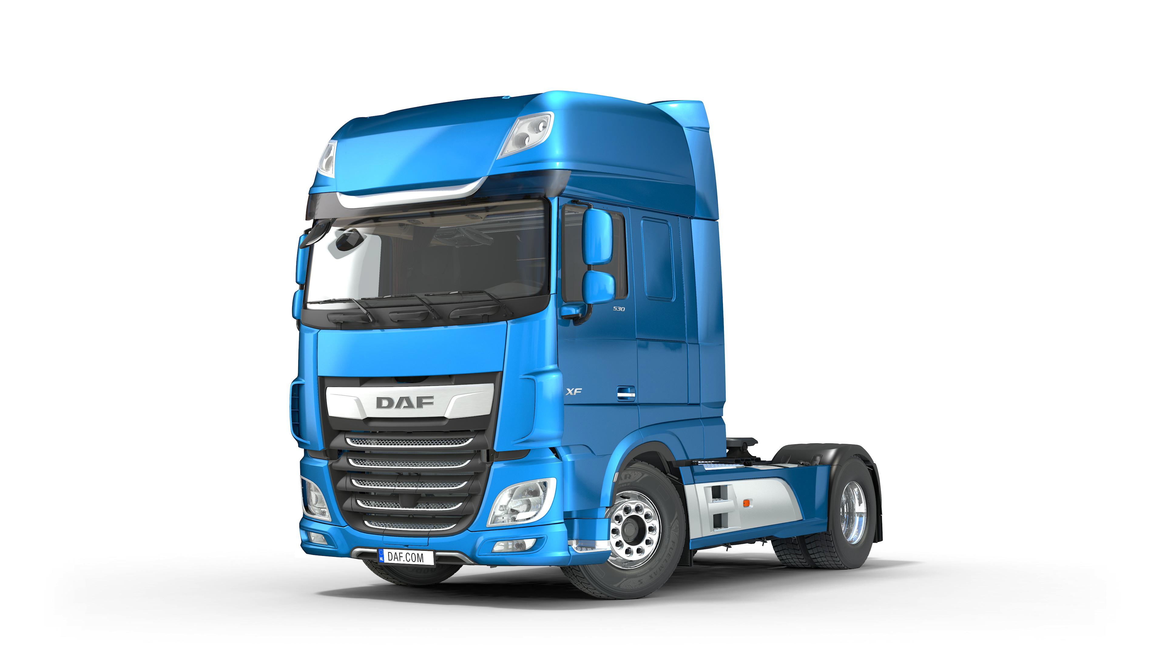 DAF XF SSC Tractor