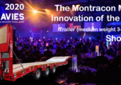 Montracon's MT45 Machinery Carrier Shortlisted for the Heavies Awards 2020