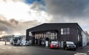 Midlands Truck & Van's £7m Birmingham dealership wins an enthusiastic reception from customers